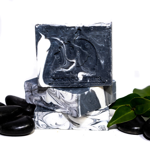 Frankincense & Charcoal Bar Soap