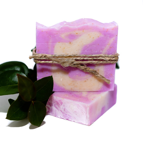 Lavender Goat Milk With Colloidal Oats Bar Soap
