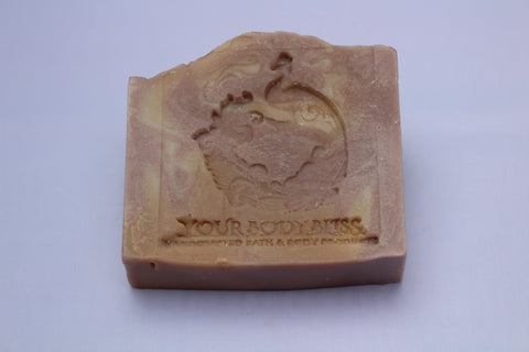 Almond Biscotti Bar Soap
