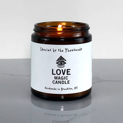 Love Magic Candle