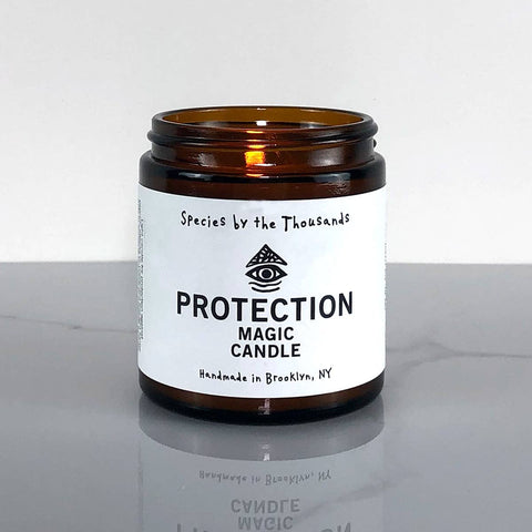 Protection Magic Candle