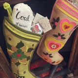Coal Soap Stocking Stuffer