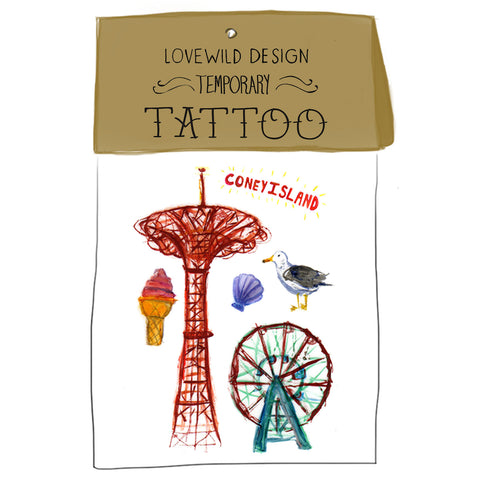 Coney Island Tattoo
