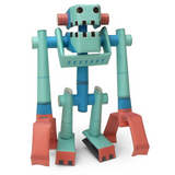 Paper Robot Craft Kit