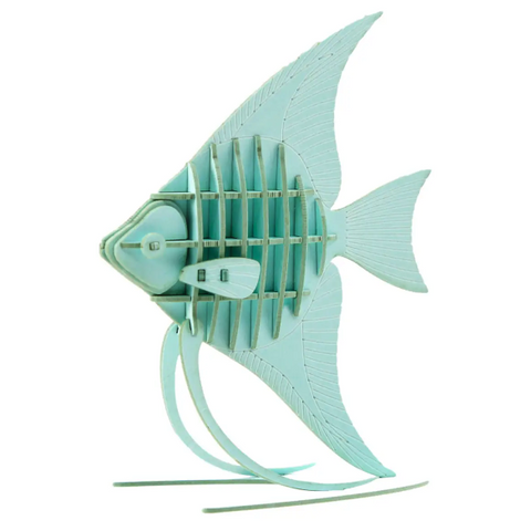 Angel Fish 3D Paper Puzzle