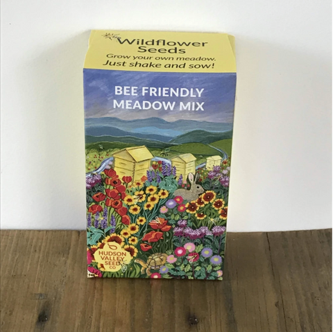Bee Friendly Meadow Seed Mix