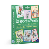 Respect The earth