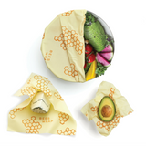 Beeswax Wraps Assorted Set of Three