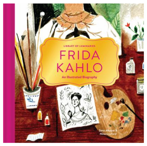 Frida Khalo An Illustrated Biography