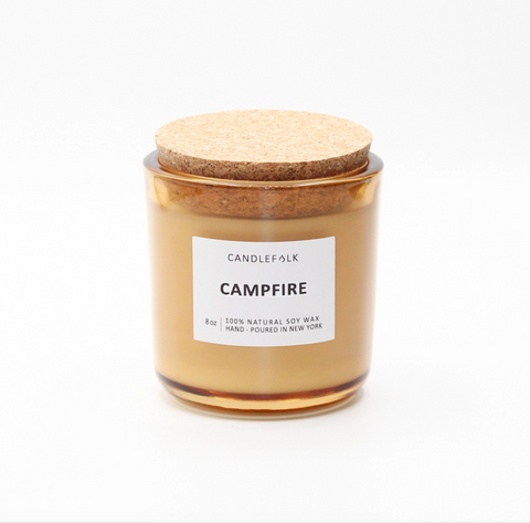 Campfire - 8oz candle