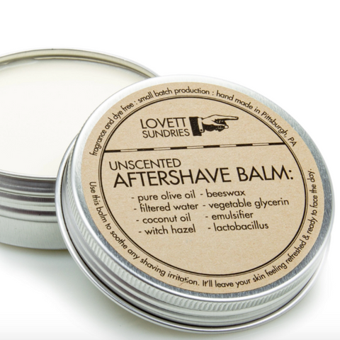 Aftershave Balm