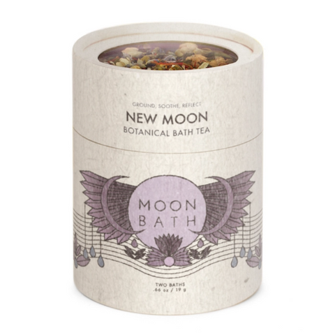 NEW MOON | Botanical Bath Tea