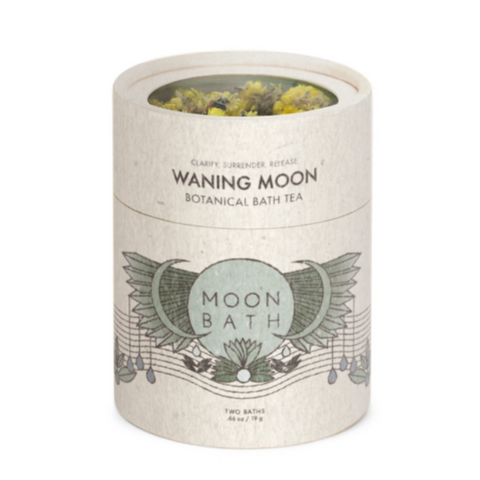 WANING MOON | Botanical Bath Tea