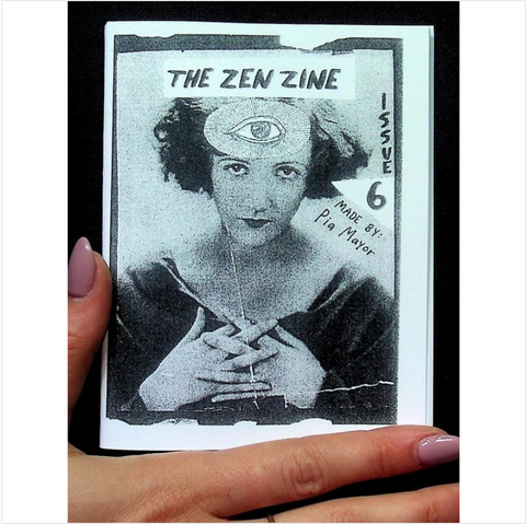 Zen Zine: Cultivating Inner Harmony for an Age of Absurdity