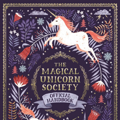 Magical Unicorn Society Offical Handbook