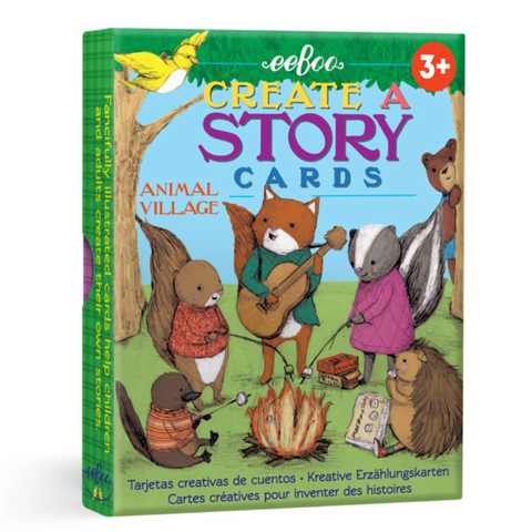 Animal Village Create a Story