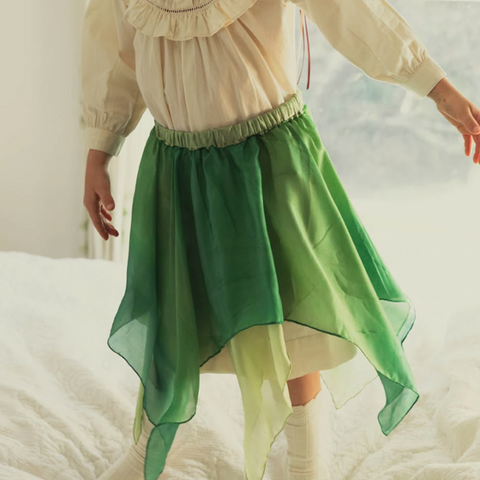 Fairy Silk Skirt
