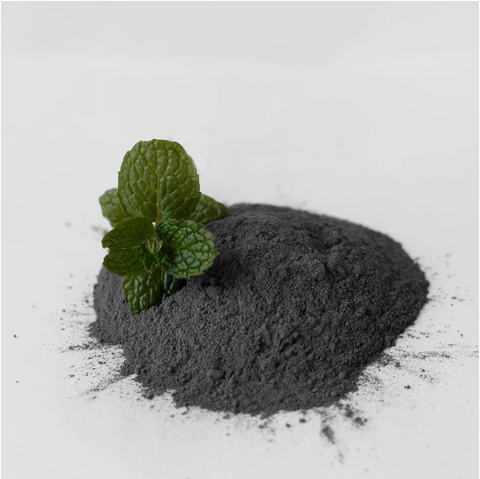 Charcoal + Mint Toothpowder