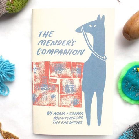 The Mender's Companion Zine