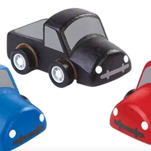 Mini Wood Trucks