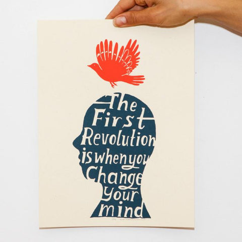 The First Revolution Print