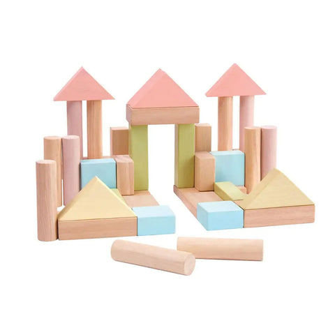 40 Piece Block Set