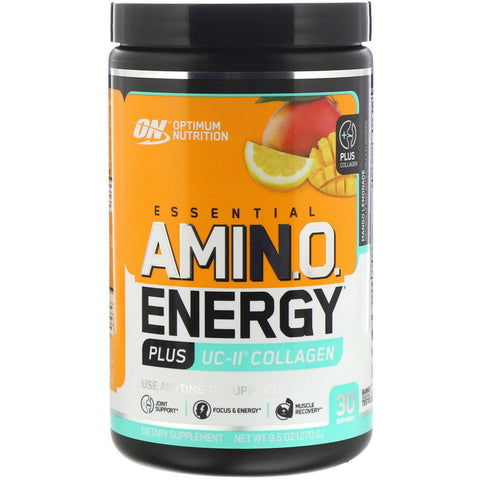 AMINO ENERGY + COLLAGEN 30 PORCIONES