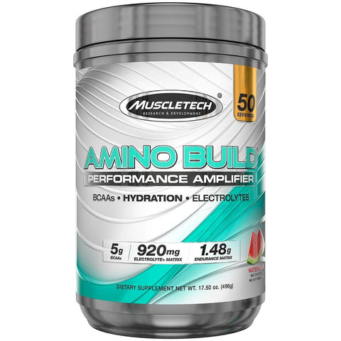 AMINO BUILD AMPLIFIER 50 PORCIONES