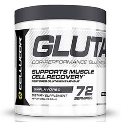 GLUTAMINA CELLUCOR 72 PORCIONES