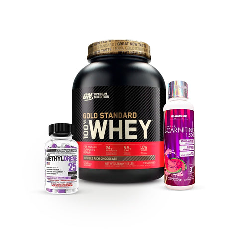KIT GOLD STANDARD/METYLDRENE/L-CARNITINA
