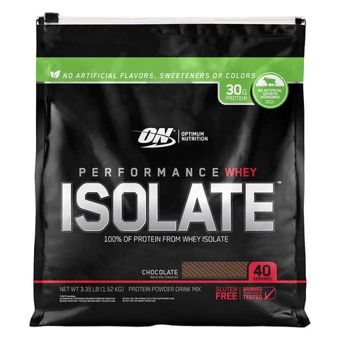 PERFORMANCE WHEY ISOLATE 3.3 LIBRAS