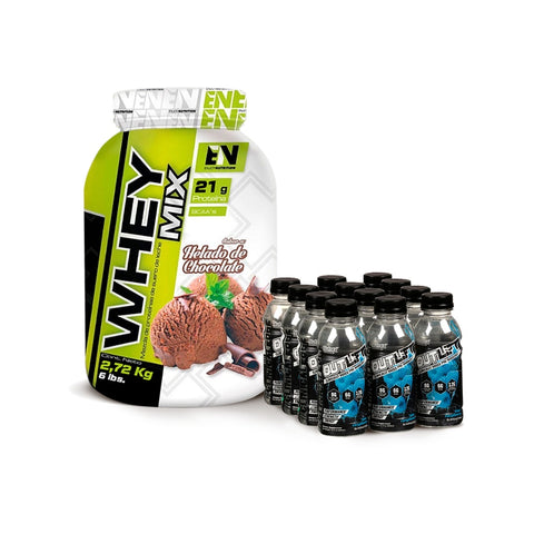 KIT ENJOY WHEY MIX/RTD OUTLIFT
