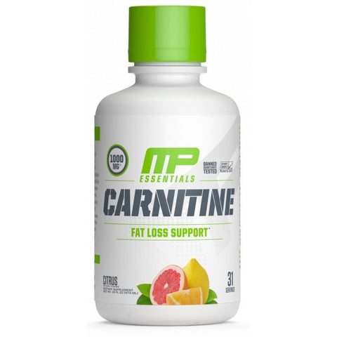 MP L-CARNITINA 31 PORCIONES