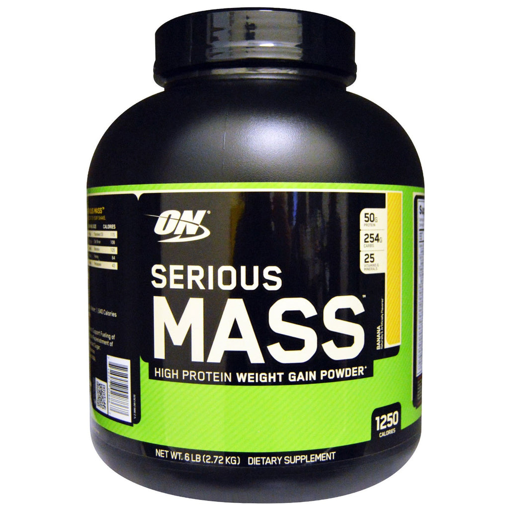 ON SERIOUS MASS 6 LIBRAS