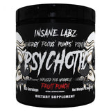 PSYCHOTIC BLACK 35 PORCIONES