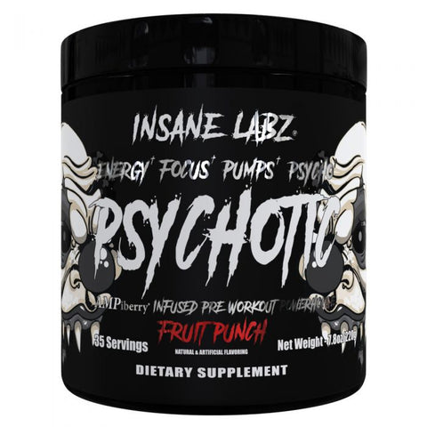 INSANE LABZ PSYCHOTIC BLACK 35 SERVICIOS