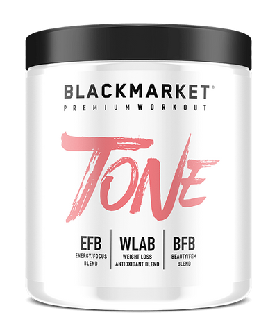 FIERCE TONE: Pre-workout