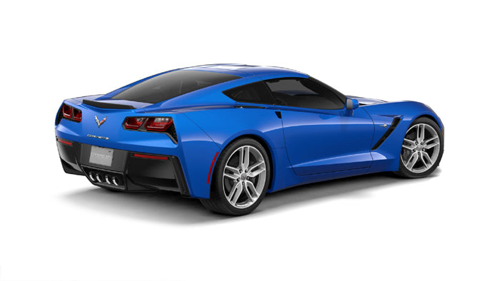 2019 Corvette Elkhart Lake Blue