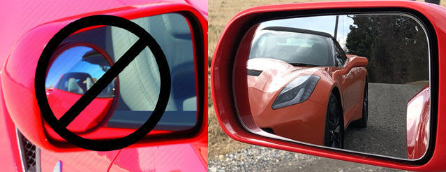 C7 Corvette Blind Spot Comparison