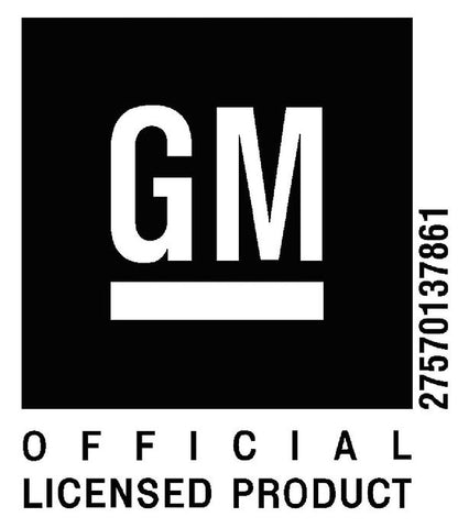 GM License Corvette Floor mats