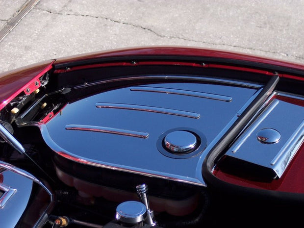 033019 C5 Corvette Polished Inner Fender Covers