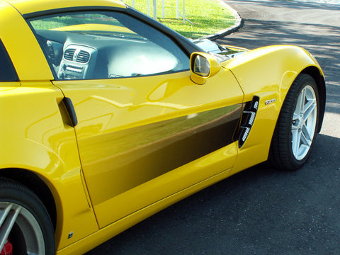 042028 C6 Corvette Side Fade Graphic