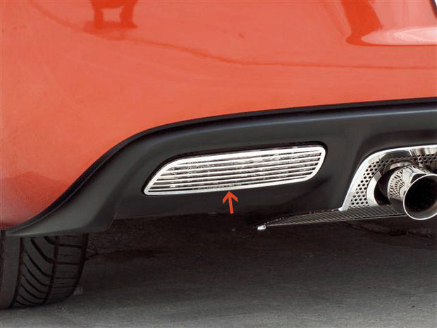 042059 C6 Corvette Slotted Reverse Light Covers
