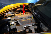 043056 C6 Corvette Illuminated Plenum Cover