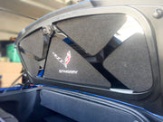 051022-P polished c7 corvette trunk brace