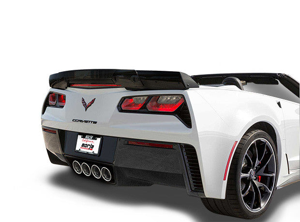11910 Borla Exhaust C7 Corvette Grand Sport
