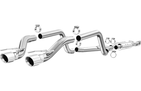 16839 Magnaflow Competition Series C6 Corvette Z06 Exhaust