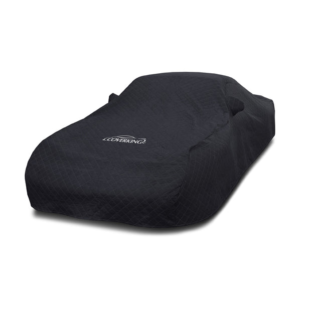 2020 Chevy Corvette Moving Blanket Black  Car Cover