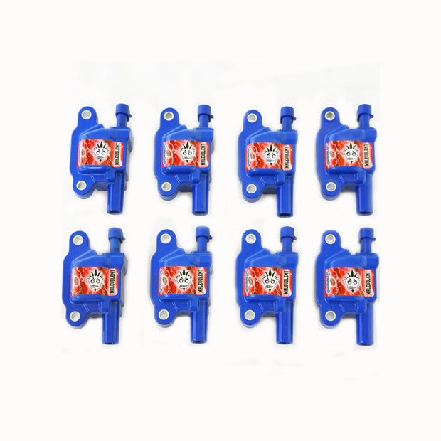 28-0513-cpbm granatelli coil packs - blue C6 Corvette