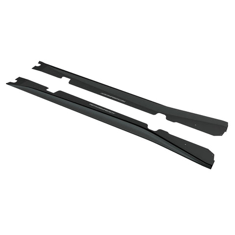 45-4-001 c7 corvette acs composite zero1 side skirts